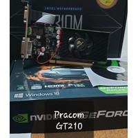 VGA PCIE NVIDIA GT210 1GB DDR3 64BIT