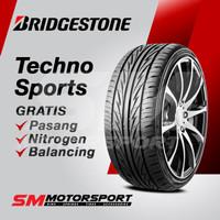 Ban Mobil Bridgestone Techno Sports 205/45 R17 17 88V XL