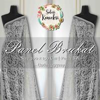 Panel Brukat | Panel Brokat lace | Size 300 x 150 | Code : 293217