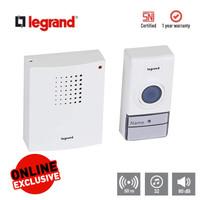 Bell Rumah Legrand Wireless Door Bell Kit