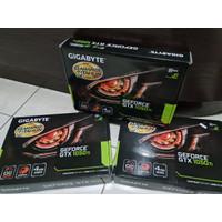 Gigabyte GeForce GTX1050TI / GTX 1050TI 4GB DDR5 OC Series DUAL FAN