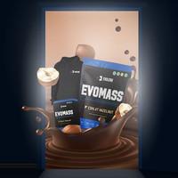 Evolene Evo Mass EvoMass Hazelnut 4500 Gram Gr 4.5 kilogram kg