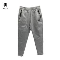 MILLS Celana Training Core Long Pants Thunder 1.0 7005 - Abu-abu, S