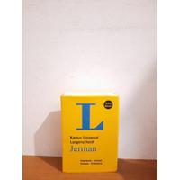 Kamus Universal Langenscheidt Bahasa Jerman Edisi Revisi 2020