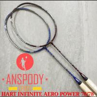RAKET BADMINTON HART INFINITE AERO POWER 76/78