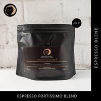 JSC Fortissimo Espresso Blend 250gr Biji Kopi