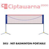 Net Badminton Portable Folding Rack 5.1 Meter