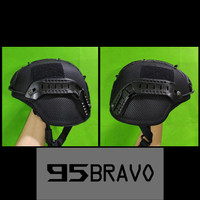 Ballistic Helmet J-Forces JForces Bullet Proof Helm Anti Peluru