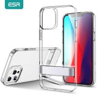ESR Air Boost Case iPhone 12 - 12 Pro 6.1 - Original Kick Stand Clear