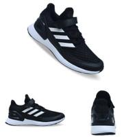 Adidas RapidaRun Kids Running Shoes - Black