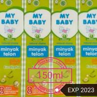 MINYAK TELON MY BABY 8JAM 145ML