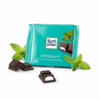 Ritter Sport Coklat Rasa Peppermint 100gr