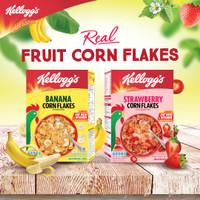 [SPECIAL BUNDLE] Kelloggs Strawberry & Banana Corn Flakes 180g