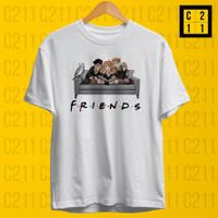 Baju Tshirt Kaos Harry Potter Friends
