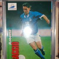 kartu bola / Soccer Cards Roberto Baggio - Italia Worldcup 98 . Rare