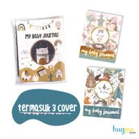 My Baby Journal Hugmemom Rainbow series
