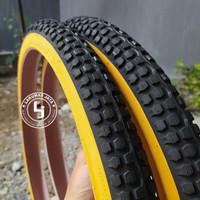 Ban Sepeda 24 x 1 75 Ban Luar Sepeda 24 x 1.75 Ukuran 24 inch