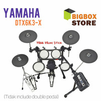 Yamaha Drum Elektrik DTX6K3-X / DTX6k3-x