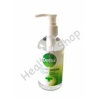 Dettol Instant Hand Sanitizer (Pump 200ml)