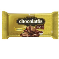 Chocolatos Wafer Cream Original Renceng 26gram 26 gram 10 Pcs 10Pcs