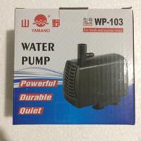 yamano water pump WP 103 25.watt H max.1.5meter mesin pompa air celup
