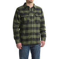 Baju Kemeja Flanel Lengan Panjang Outdoor Gunung Original Columbia