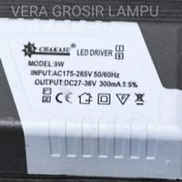 BALAST / TRAVO LED PANEL 9w 9 w 9watt 9 watt