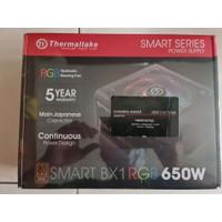Thermaltake Smart BX1 80+ RGB 650Watt PSU/ Power Supply 650 W