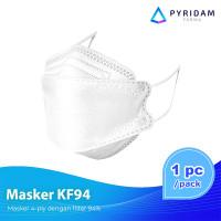 Masker 4 Ply KF94