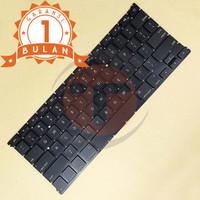 Keyboard Macbook Air A1369 A1466 13 2011 - 2015 Non Backlight - Black