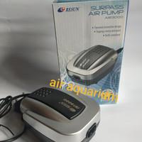 Pompa udara Aerator Aquarium Lubang 2 Resun Air 3000 Air3000