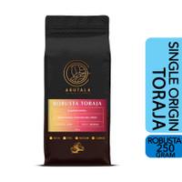 ARUTALA Kopi Toraja Rantebua Robusta Coffee Indonesia 250 gr