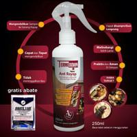 anti rayap semprot TERMIDOWN 250 ml anti rayap spray rayap kayu tanah
