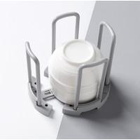 RAK MANGKUK Rak Pengering Mangkuk Adjustable Bowl rack