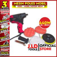"""Mesin Poles Mini J3310 Uk 5"""" // Polisher Size 5"""" J3310 by JLD Tools"""