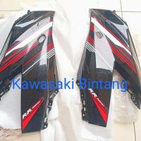 fairing sayap depan ninja 250 rr mono z250SL stripping merah original