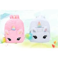 Tas Backpack Unicorn, tas punggung, ransel lucu anak