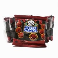 Meiji Hello Panda Double Chocolate Coklat Renceng Renteng 10 x 10gr