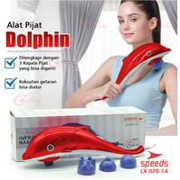 Alat Pijat Dolphin Massager Alat Pijat Infrared Massager SPEEDS 070-14