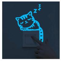 Stiker Bintang Per pcs / Stiker Dinding / Glow In The Dark Star Sticke