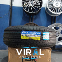 Ban mobil 225/65 Ring 17 Tubles Accelera H/T 225 65 R17 Bukan Dunlop