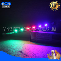 Lampu Led KANDILA Celup Aquarium KD-40cm 1 Warna Tidak Bisa Ganti