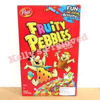 POST CEREAL FRUITY PEBBLES 15oz / 425gr | PRODUCT OF USA