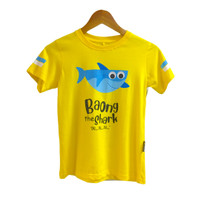 T-Shirt Kaos Clothing Distro Anak Bandung Baong SHARK