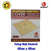 Tutup Bak Kontrol Drainage Control Cover 40 cm x 40 cm Alinco