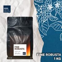Kopi Fine Robusta Jawa Barat Dark Roast 1KG Herd Coffee
