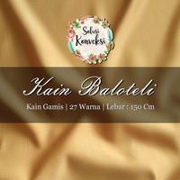 Kain Balotelli / Bahan Gamis