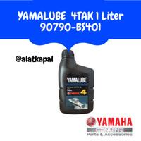 YAMALUBE OLI MESIN TEMPEL YAMAHA 4 TAK 1 LITER 90790-BS401