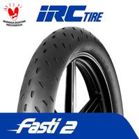 Ban Depan & Belakang Motor IRC 90/80-14 T/L Fasti 2 Honda Beat Vario