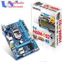 MAINBOARD GIGABYTE GA-H61M-DS2 - Intel H61 Express Chipset DDR4 1155
